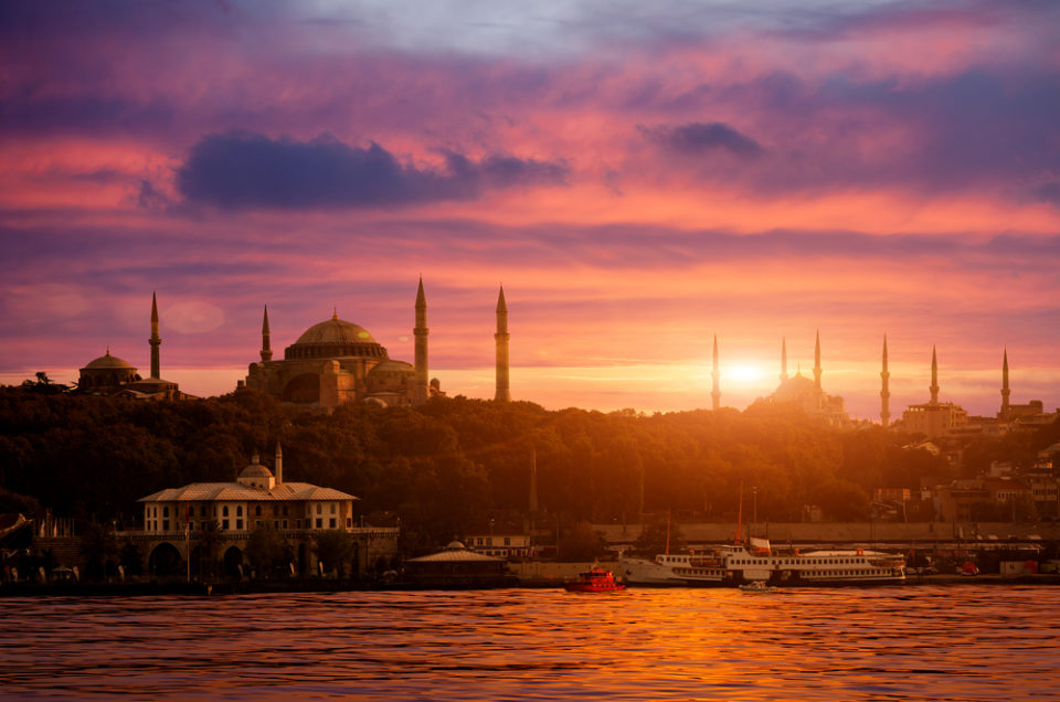 At the Moment Istanbul