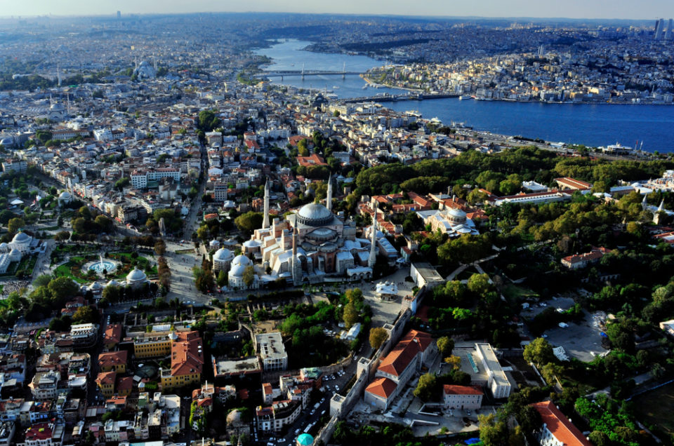 Mysterious Energy of Istanbul