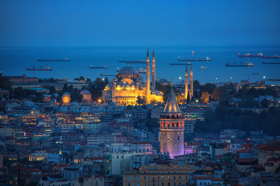 Mixed Istanbul