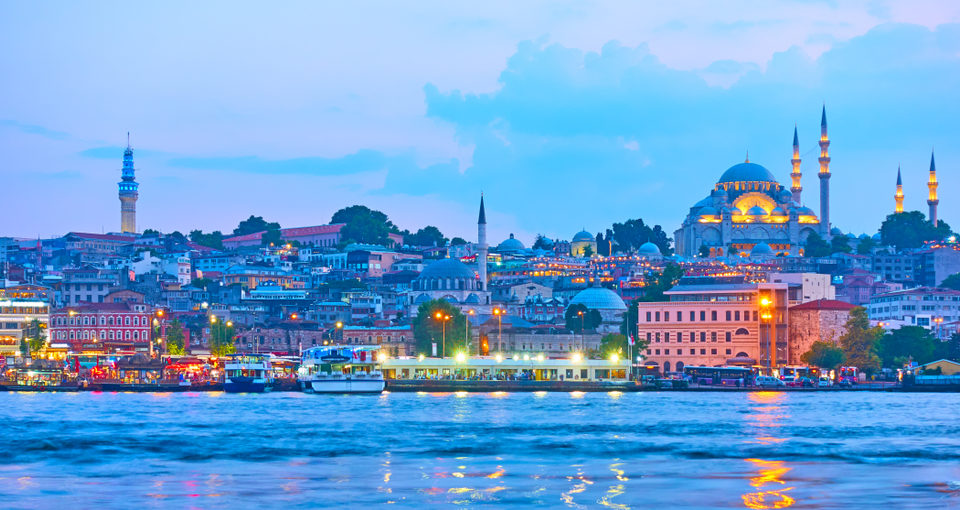 Look at the World through Istanbul