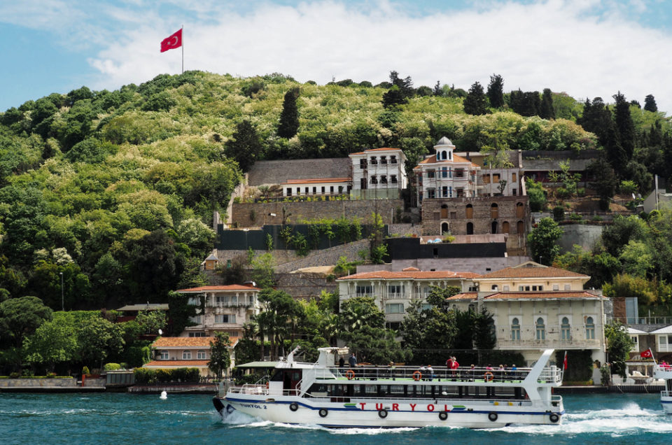 Istanbul: A city of Seven-Hills, the Capital of the World