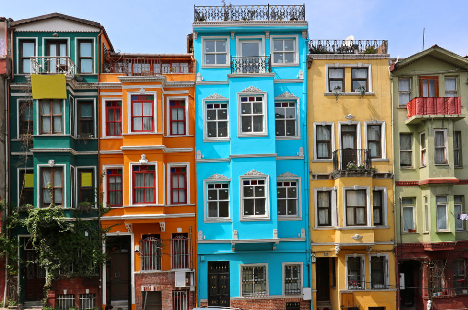 Istanbul Between Europe and Asia, Between History and Future