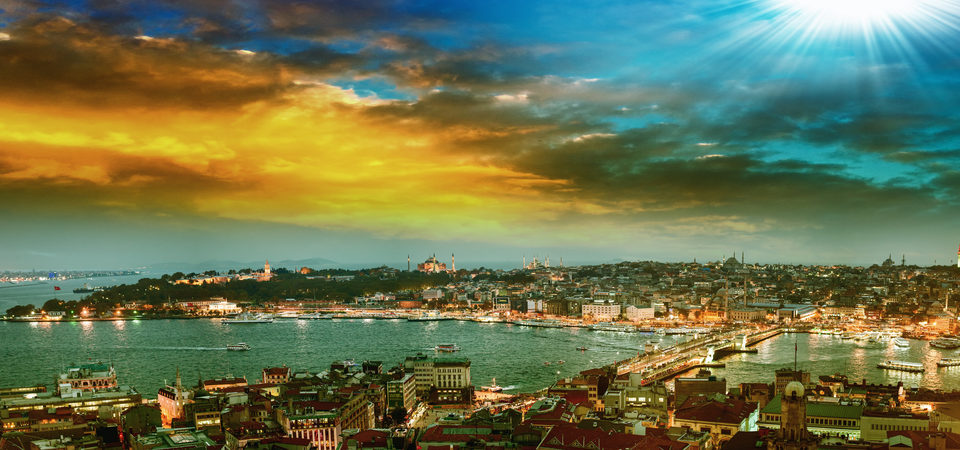 Istanbul: A Tryst with the World's Capital