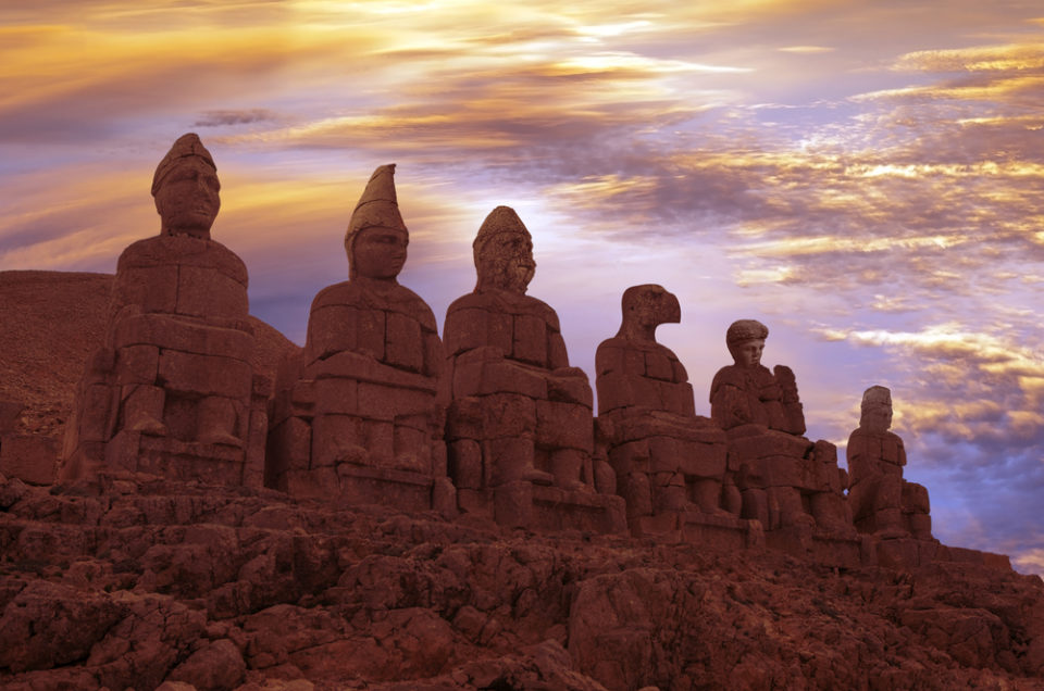 Nemrut: The Best Sunrise in the World