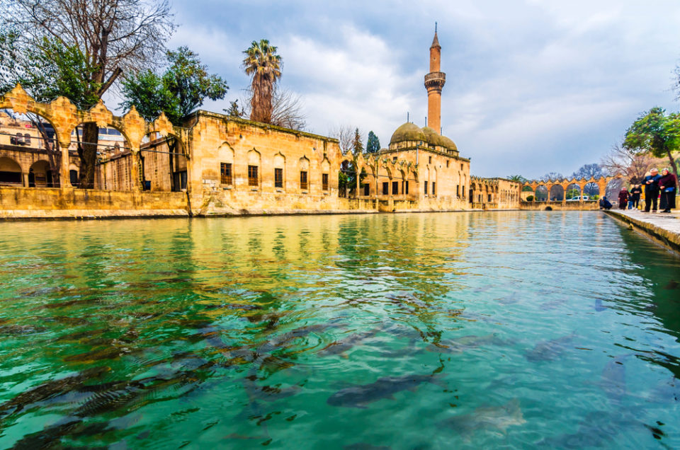 Şanlıurfa: The City Which Attained Its Salvation