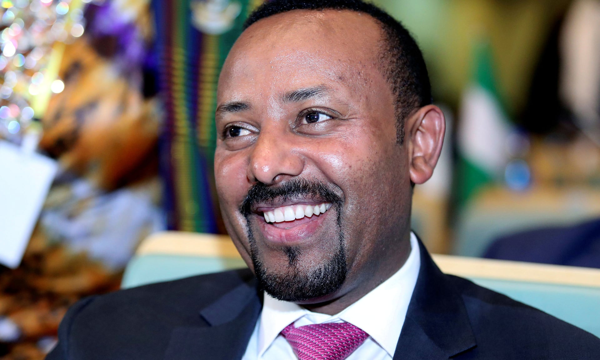 Abiy Ahmed, Ethiopia's PM, Wins 2019 Nobel Peace Prize