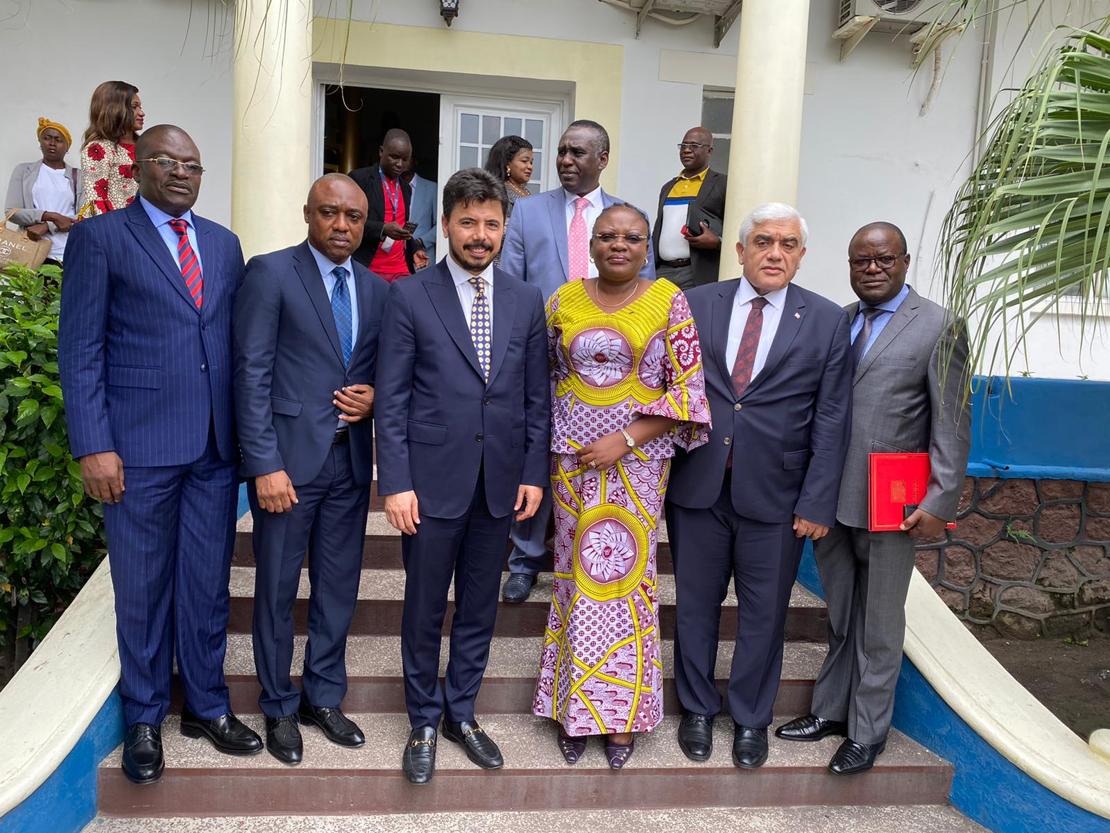 Official Visit of GTF Delegation to the Democratic Republic of Congo