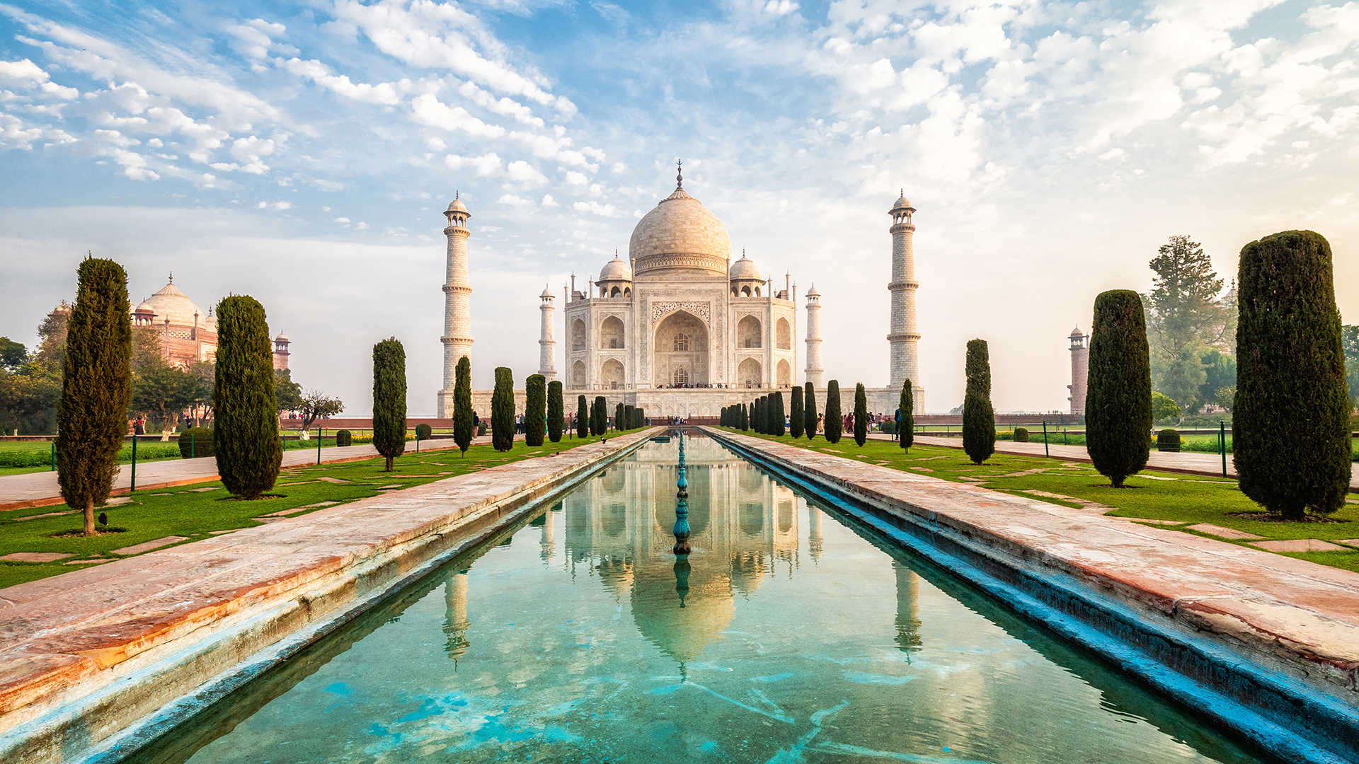 The Taj Mahal Revealed as the Most Googled Landmark Around the World
