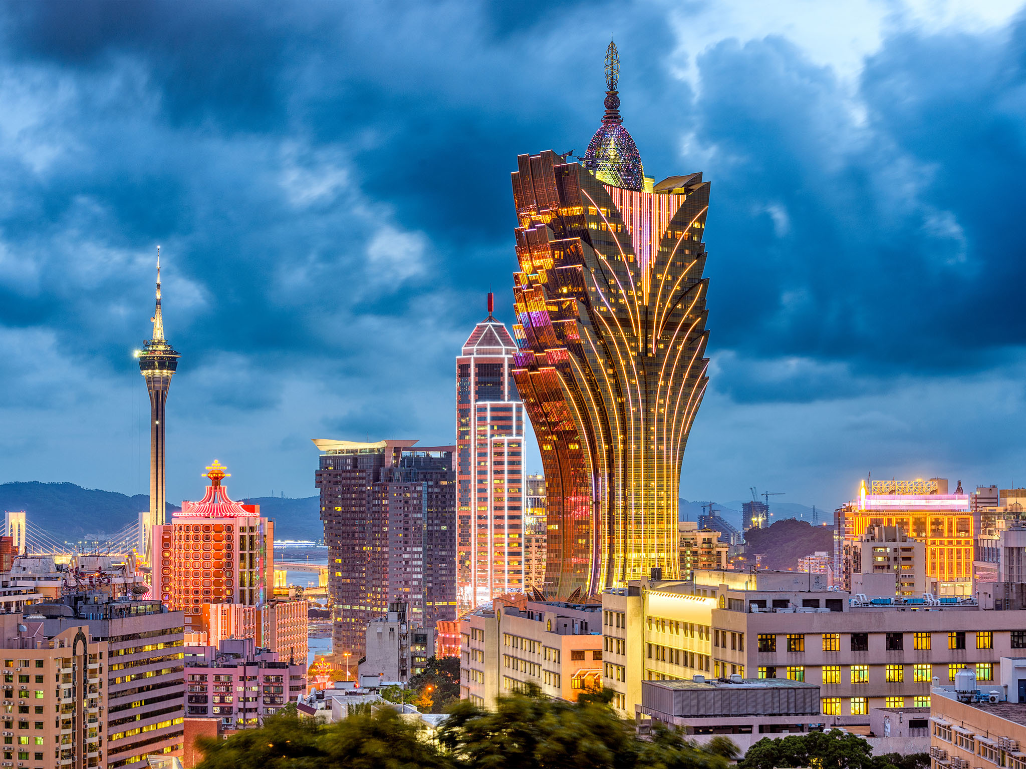 CNN: Macao is banning entry to most non-residents
