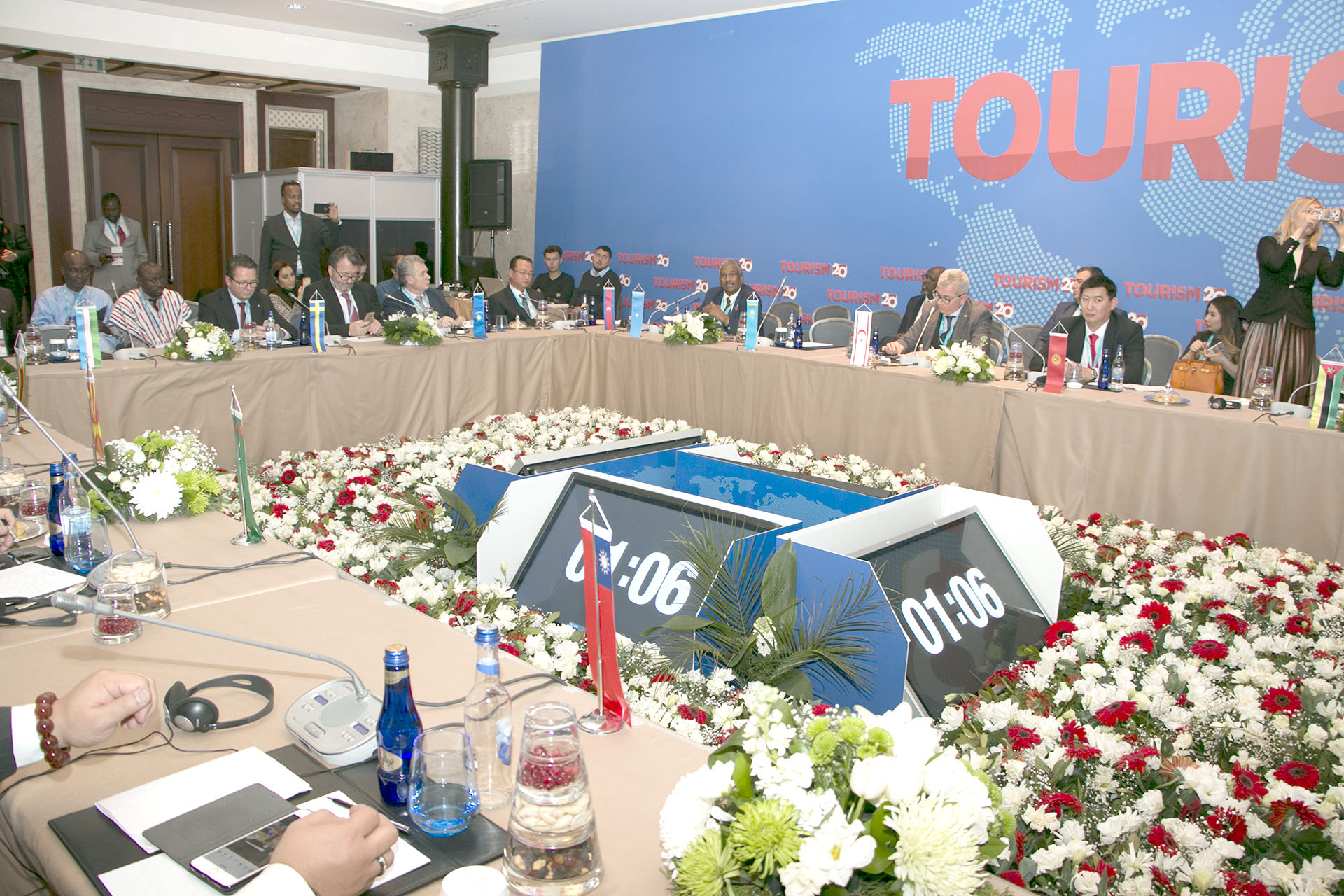 Ministers Session – Ready to Go Strategies for the Tourism Recovery in Countries