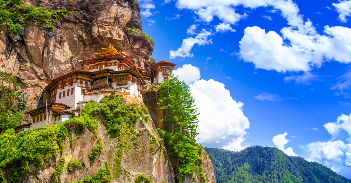 Follow Bhutan for post-coronavirus life