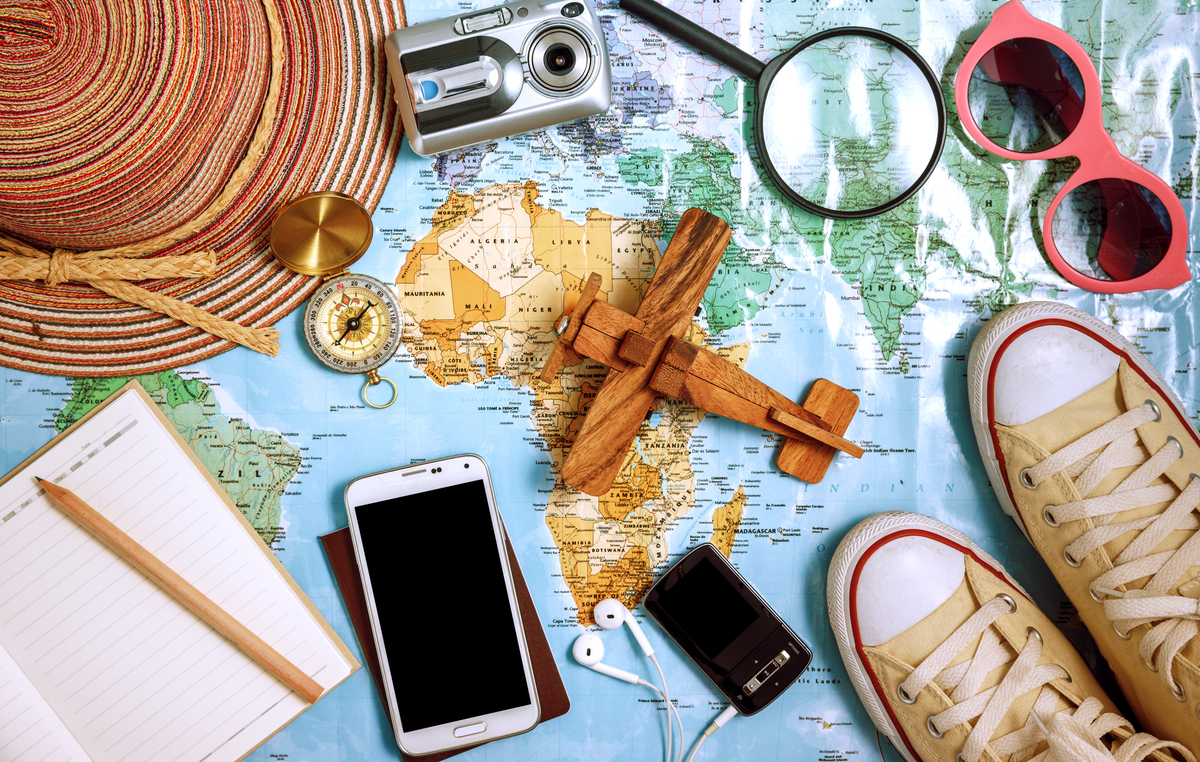 Data reflecting the importance of tourism in the world